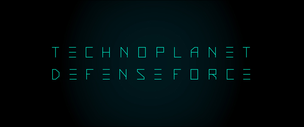 ゲーム「TECHNOPLANET DEFENSE FORCE」をリリース